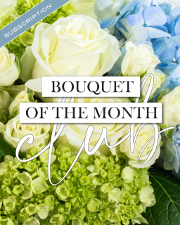 Bouquet of the Month Club