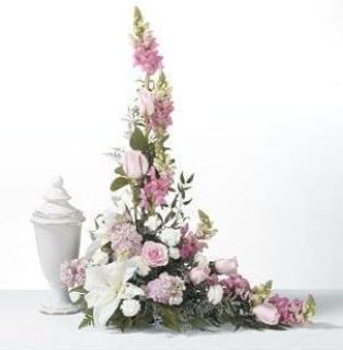 Urn Pinks And Whites