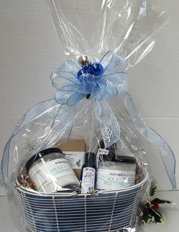 Lilypad Spa Basket