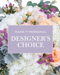 Designer\'s Choice - Make it Personal