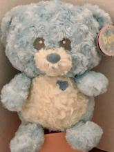Baby Blue Bear Plush