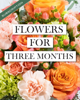 Bouquet of the Month Club (3)