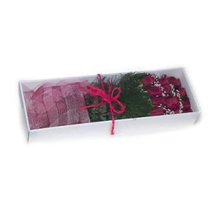 Crazy For You Box of 12 Roses